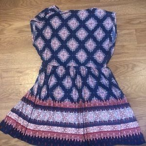 Maurices Dresses - Super comfortable fun patterned dress